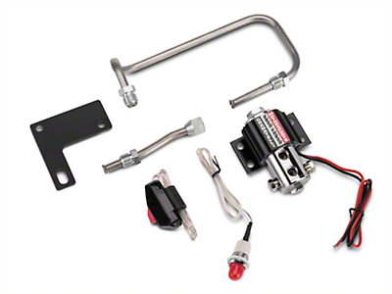 Tire Fryer Line Lock Kit (10-14 All)