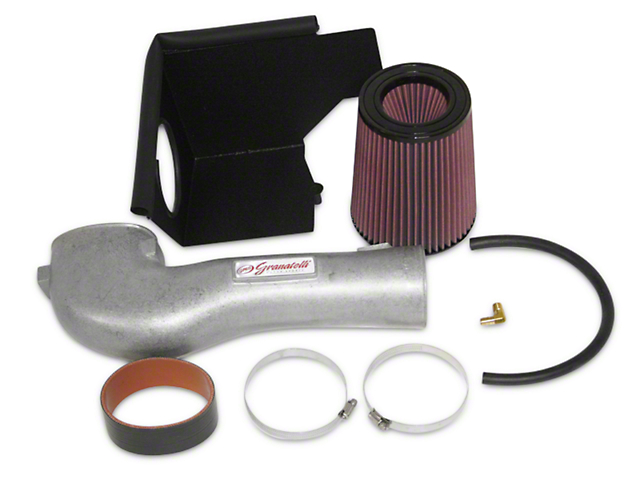 Granatelli Motor Sports Cold Air Intake Intake w/ Cast Elbow (2010 GT)