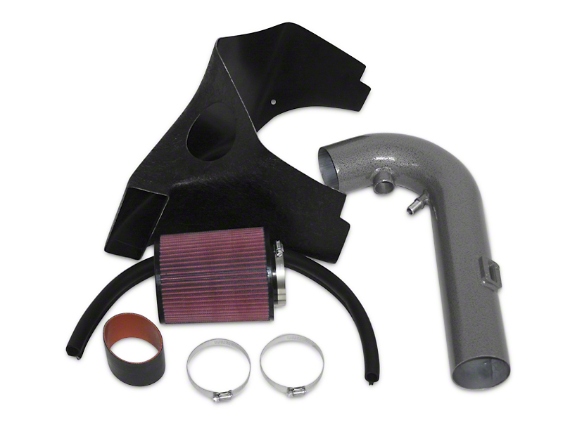 GMS Cold Air Intake - Hammertone (11-14 GT)