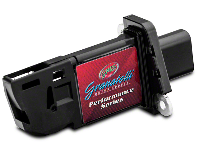 Granatelli Motor Sports High Performance Slot-Style MAF Meter / Sensor; Calibrated (11-14 GT)