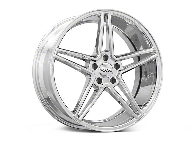 Foose Voss Chrome Wheel - 20x9 (05-14 All)