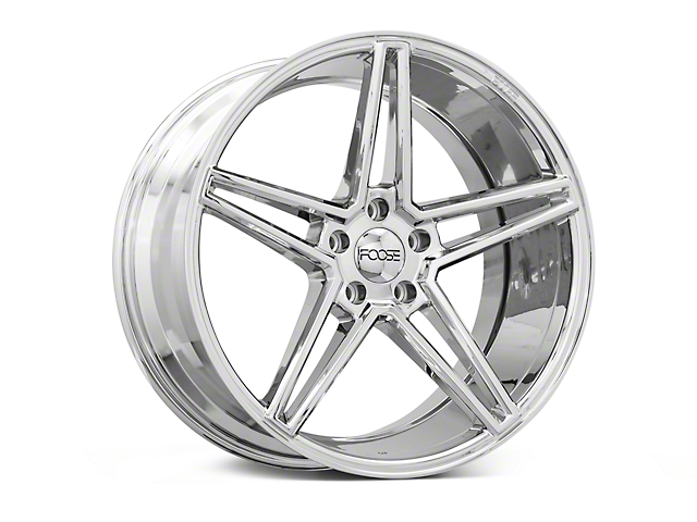 Foose Voss Chrome Wheel - 20x10 (05-14 All)