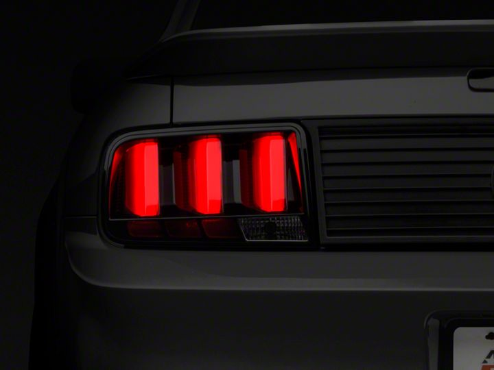 How To Install Raxiom Smoked Vector Tail Lights Red