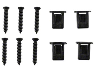 OPR Cowl Grill Mounting Kit (83-93 All)
