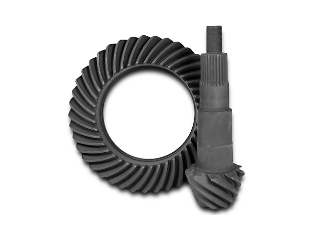 Yukon Gear Ring and Pinion Gear Kit; 4.11 Gear Ratio (99-04 V6)