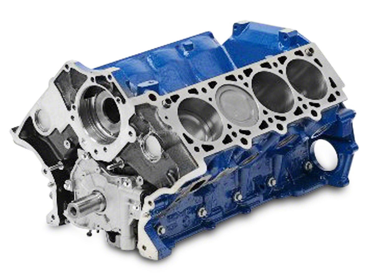 Ford Performance 5 3L Modular Stroker Shortblock