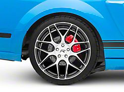 Rovos Pretoria Gloss Black Machined Wheel - 20x10 - Rear Only (05-14 All)