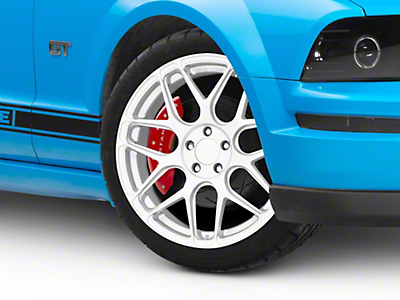 Rovos Pretoria Silver Wheel - 20x8.5 (05-14 All)