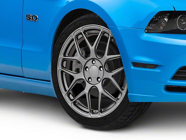Rovos Pretoria Gunmetal Wheel; 20x8.5 (10-14 All)
