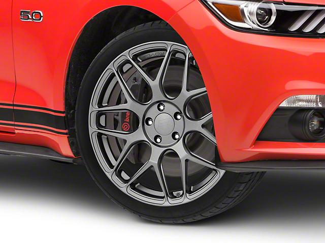 Rovos Pretoria Gunmetal Wheel - 20x8.5 (15-18 GT, EcoBoost, V6)