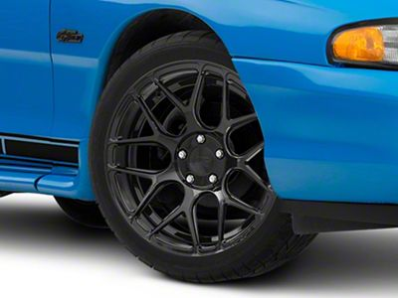 Rovos Gloss Black Pretoria Wheel - 18x9 (94-04 All)