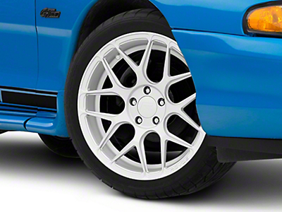 Rovos Silver Pretoria Wheel - 18x9 (94-04 All)