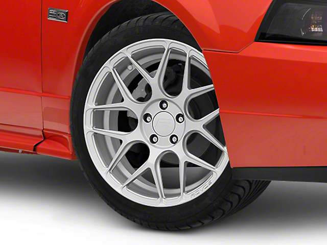 Rovos Pretoria Silver Wheel; 18x9 (99-04 All)