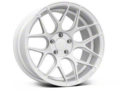 Rovos Pretoria Silver Wheel - 18x10.5 - Rear Only (94-04 All)