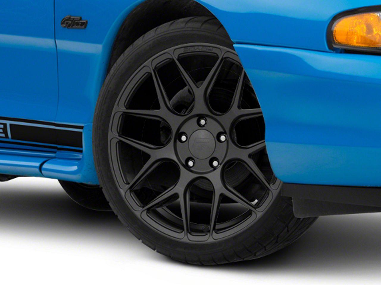 Rovos Gunmetal Pretoria Wheel - 18x9 (94-04 All)