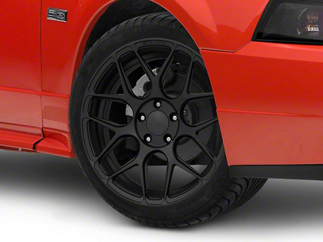 Rovos Pretoria Gunmetal Wheel; 18x9 (99-04 All)