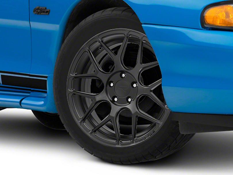 Rovos Pretoria Satin Black Wheel - 18x9 (94-04 All)