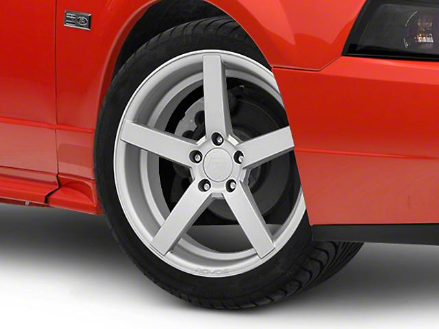 Rovos Durban Silver Wheel; 18x9 (99-04 All)