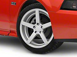 Rovos Wheels Durban Silver Wheel; 18x9 (99-04 All)