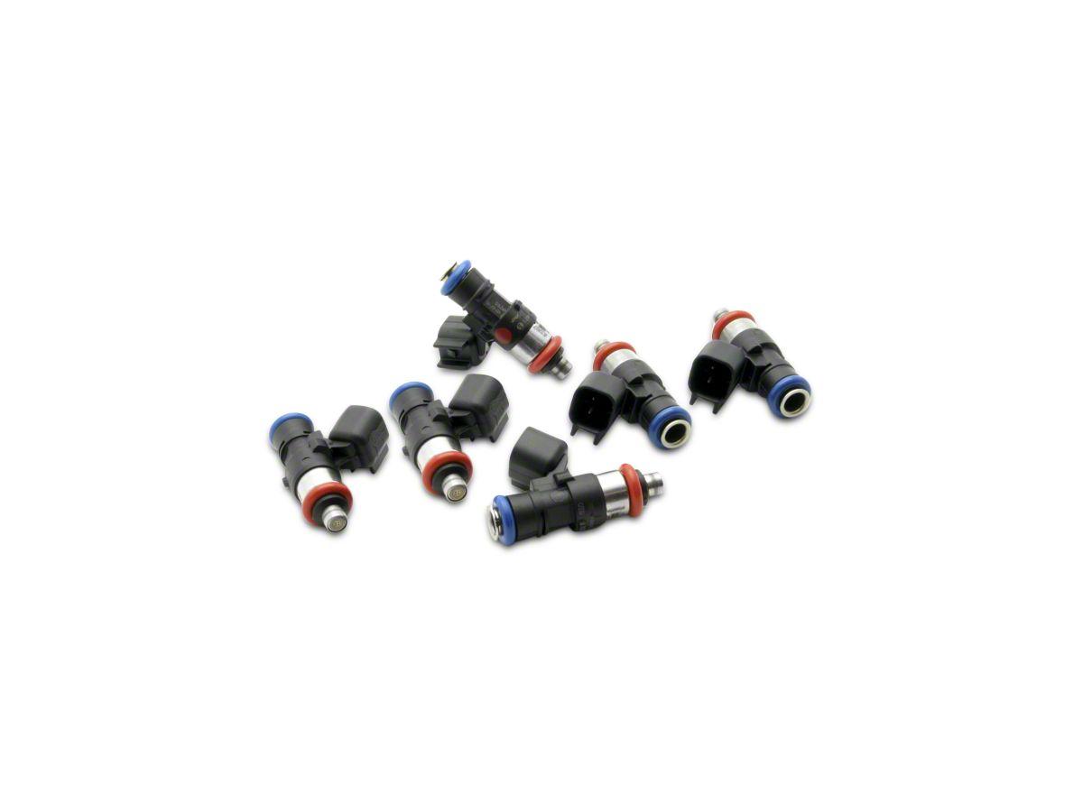 DeatschWerks EV14 DV2 Fuel Injector - 65 lb (11-17 V6)