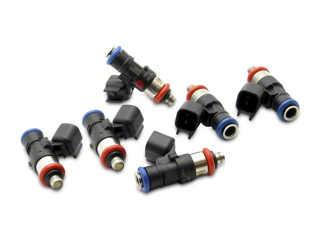 DeatschWerks EV14 DV2 Fuel Injectors - 90 lb (11-17 V6)