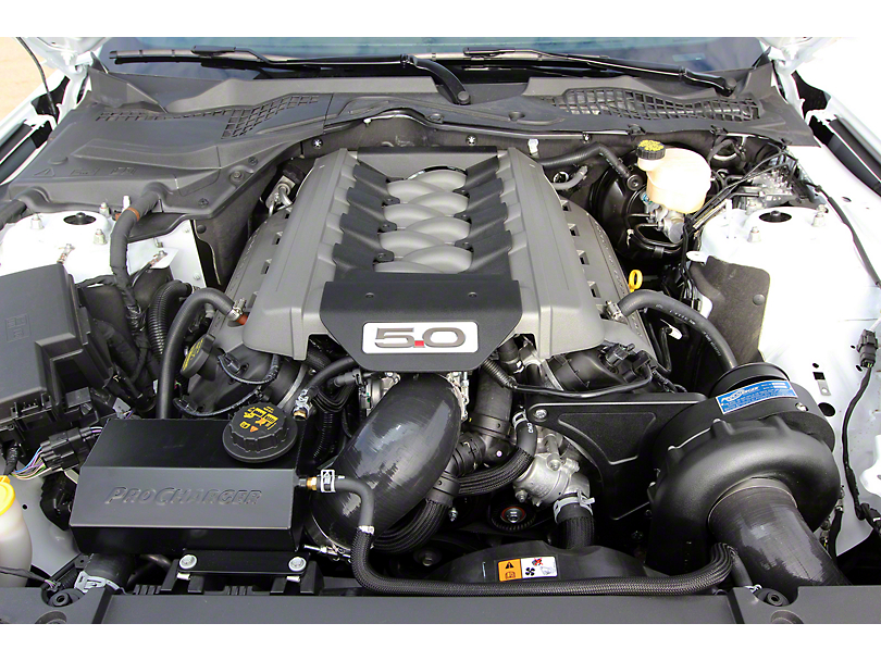 Procharger High Output Intercooled Supercharger Kit (15-17 GT)