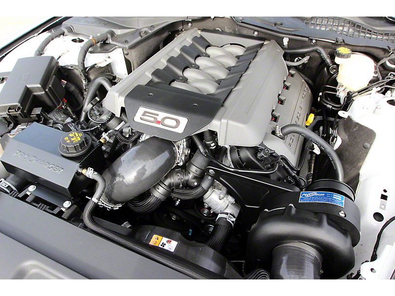 Procharger High Output Intercooled Supercharger Tuner Kit (15-17 GT)