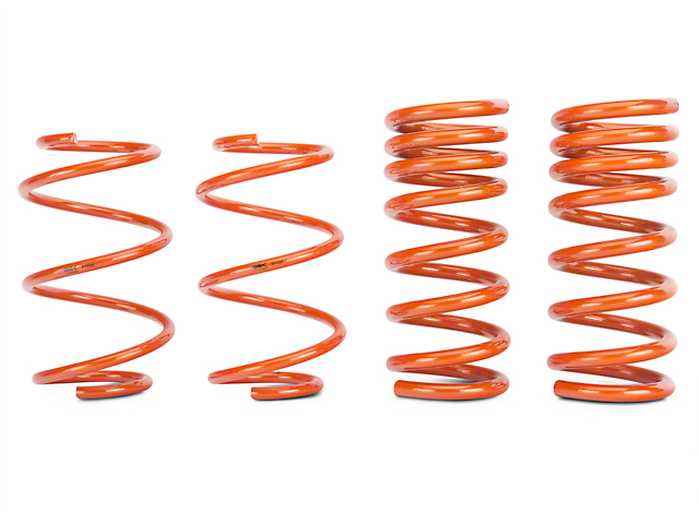 AFE Control Series Lowering Springs (15-18 GT w/o MagneRide)