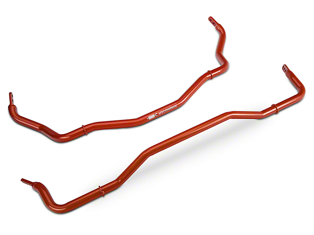 AFE Control Series Front & Rear Sway Bars (15-18 All)