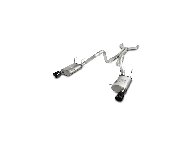 AFE MACH Force XP 3 in. Cat-Back Exhaust w/ Black Tips (11-14 GT)
