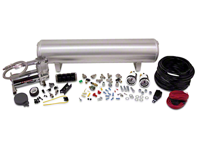 Air Lift Performance 4-Way Manual Air Management System (94-18 All)