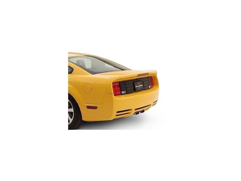 Saleen S281 Rear Spoiler w/ 3rd Brake Light (05-09 GT, V6 w/ Saleen Rear Fascia)