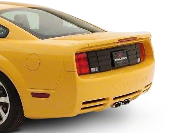 Saleen S281 Rear Spoiler w/ 3rd Brake Light (05-09 GT, V6 w/ Saleen Rear Fascia)
