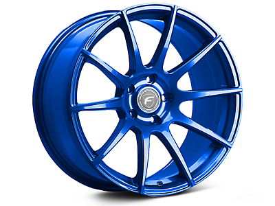 Forgestar Sapphire Blue CF10 Wheel - 20x9 (05-14 All)