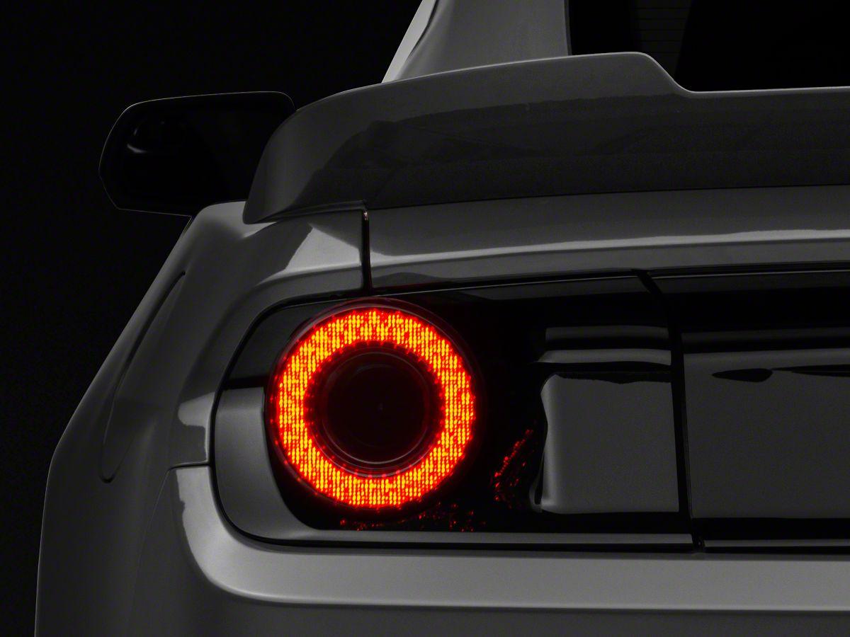 Raxiom Halo LED Tail Lights (15-20 All)