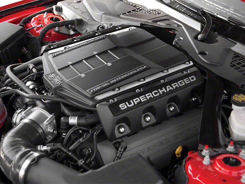 Edelbrock E-Force Stage 1 Street Supercharger Kit w/ Tuner (15-17 GT)