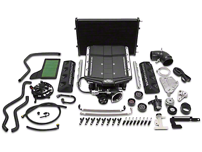 Edelbrock E-Force Stage 1 Street Supercharger Kit w/o Tuner (15-17 GT)