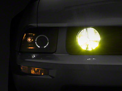 Vividline Yellow Fog Light LED Conversion Bulb Kit - H10 (03-04 Cobra; 05-09 GT)