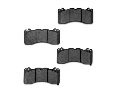 Stillen Metal Matrix Brake Pads - Front Pair (15-19 GT w/ Performance Pack)