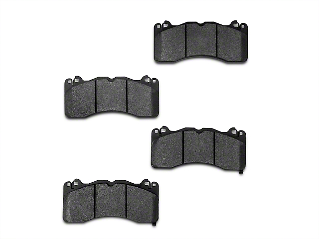 Stillen Metal Matrix Brake Pads - Front Pair (15-19 GT w/ Performance Pack)