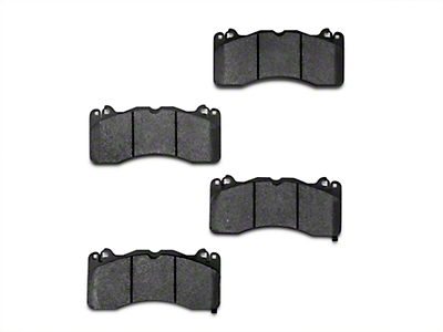 Stillen Metal Matrix Brake Pads - Front Pair (15-18 GT w/ Performance Pack)