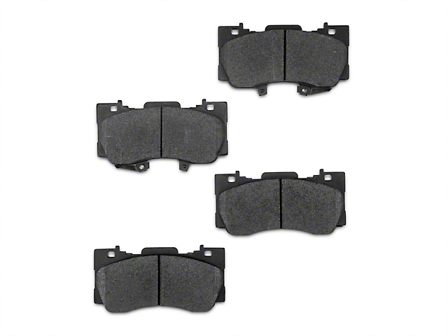 Metal Matrix Brake Pads - Front Pair (15-19 Standard GT, EcoBoost w/ Performance Pack)
