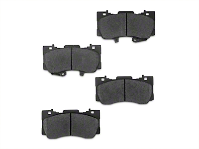 Stillen Metal Matrix Brake Pads - Front Pair (15-17 Standard GT, EcoBoost w/ Performance Pack)