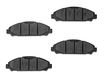 Stillen Metal Matrix Brake Pads - Front Pair (15-18 Standard EcoBoost, V6)