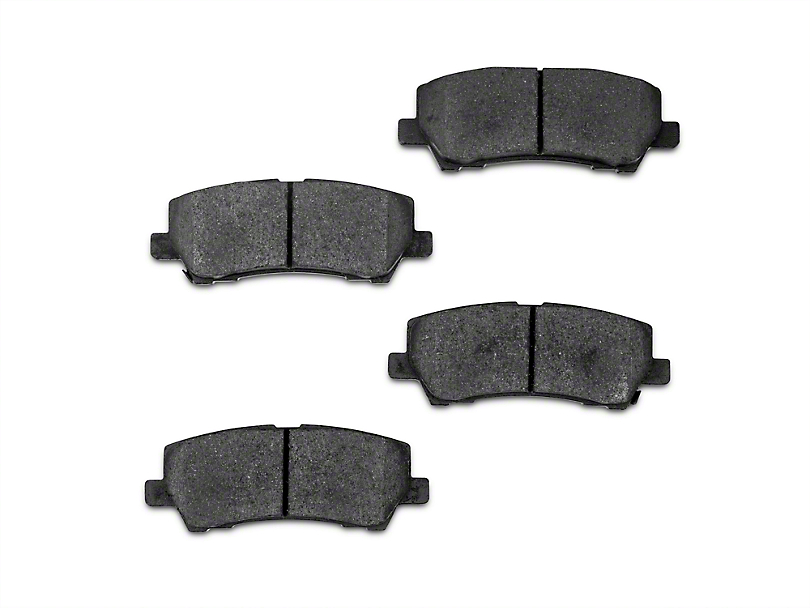 Stillen Metal Matrix Brake Pads - Rear Pair (15-19 GT, EcoBoost, V6)