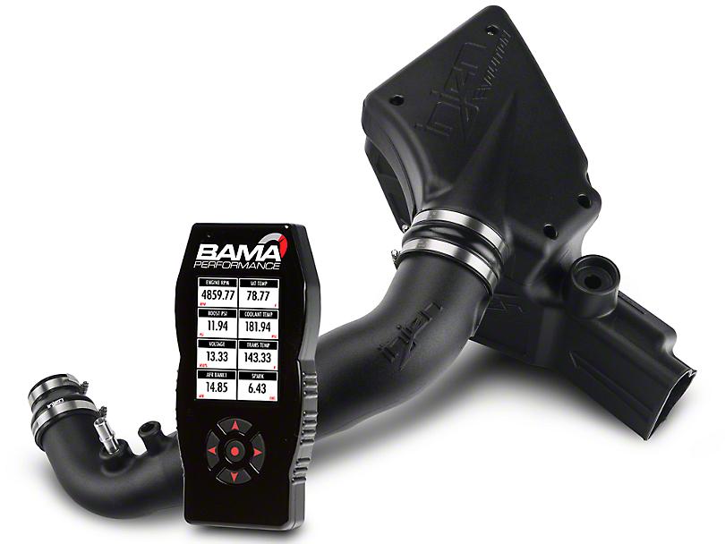 Injen Evolution Cold Air Intake & Bama X4 Tuner (15-17 EcoBoost)