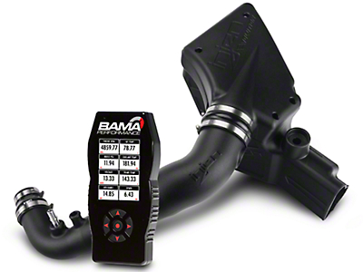 Injen Evolution Cold Air Intake & Bama X4 Tuner (15-17 EcoBoost)