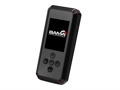 Bama Rev-X Tuner by SCT w/ 3 Custom Tunes (05-10 V6)