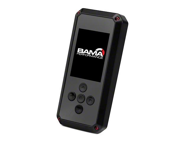 Bama Rev-X Tuner by SCT w/ 2 Custom Tunes (10-12 GT500)