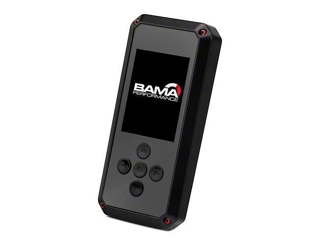 Bama Rev-X Tuner by SCT w/ 2 Custom Tunes (15-17 V6)